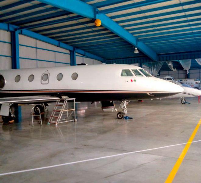 Hangar-CESA-1