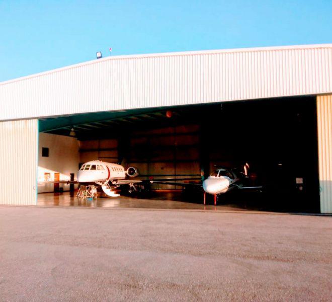 Hangar-CESA-2